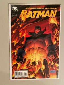Batman #666 6.0 FN (2007)