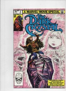 DARK CRYSTAL #2, VF/NM, Jim Henson, 1983, Marvel Movie Special