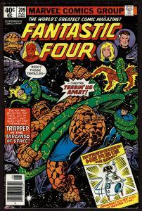 Fantastic Four #209 (Aug 1979, Marvel) 7.0 FN/VF