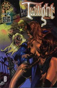 Twilight Girl #2 VF/NM; Cross Plains | save on shipping - details inside