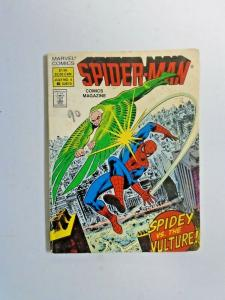 Spider-Man Comics Magazine #4 - Digest - see pics - 4.0 - 1987
