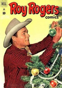 Roy Rogers Comics (1948 series) #49, Good- (Stock photo)