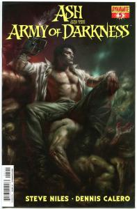 ASH and the ARMY OF DARKNESS #5, VF/NM, Bruce Campbell, 2014, more in store