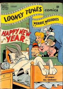 Looney Tunes and Merrie Melodies Comics #100 (1950)