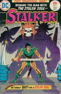 Stalker #1 VF; DC | save on shipping - details inside