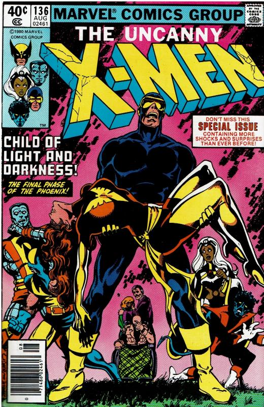 X-Men #138, 8.5 or Better