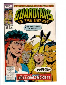 Guardians of the Galaxy #34 (1993) J604