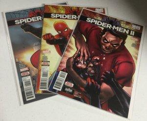 Spider-Men II 3 4 5 Nm Near Mint Marvel Comics