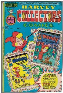 HARVEY COLLECTORS COMICS  4 VG+ Mar. 1976