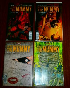 Mummy  : Palimpsest   #1-4 (set of 4)