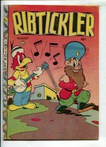 Ribtickler Comics #7 1947-Red Kamphor-Ivan The Terrible-Senor Tamale-Li'l Pan...