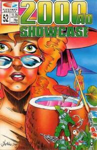 2000 A.D. Showcase (1st Series) #52 VF/NM; Fleetway Quality | save on shipping -