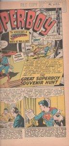 Superboy #43 (Sep-55) FN+ Mid-High-Grade Superboy