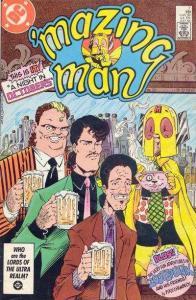 Mazing Man #7, VF+ (Stock photo)