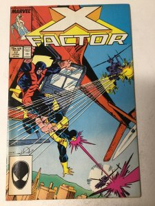 X-factor 17 Fn+ Fine+ 6.5 Marvel