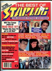 BEST OF STARLOG-#6-1985-STAR TREK, V, STAR WARS-DR WHO-fn