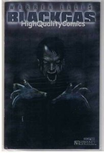 BLACK GAS #1, NM, Warren Ellis, Zombies, LIMITED, 2006, more Horror in store