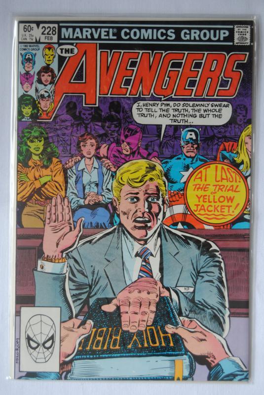 The Avengers, 228