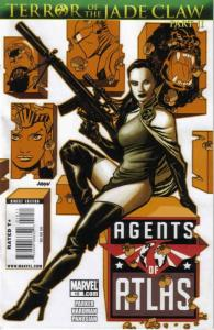 Agents of Atlas (2nd Series) #10 VF/NM; Marvel | save on shipping - details insi