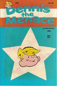 Dennis the Menace (1953 series) #146, Fine- (Stock photo)