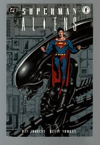 Superman vs. Aliens-Book 1-Dan Juhgens-TPB-trade