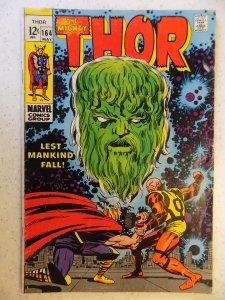 Thor #164 (1969)