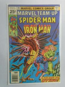 Marvel Team-Up #48 4.0/VG (1976)