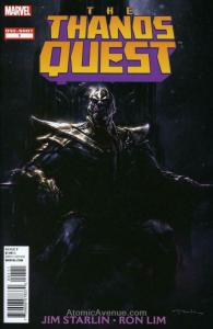 Thanos Quest, The CS #1 VF/NM; Marvel | save on shipping - details inside