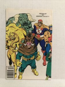 The Official Handbook Of The Marvel Universe #6