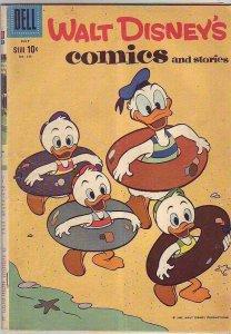 Comics and Stories, Walt Disney's  # 238  strict  VG  artist  Carl Barks