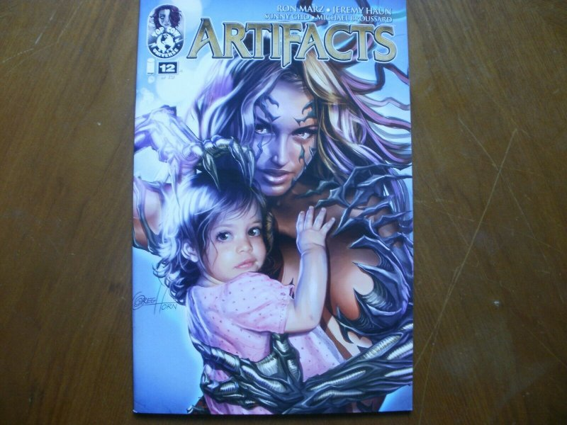 Near-Mint Top Cow Universe ARTIFACTS #12 Comic (2011) Origin: The Thirteenth