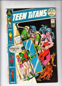 Teen Titans, The #38 (Apr-72) FN/VF+ High-Grade Kid Flash, Robin, Wonder Girl...