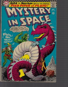 Mystery in Space #110 (DC, 1966) FN+