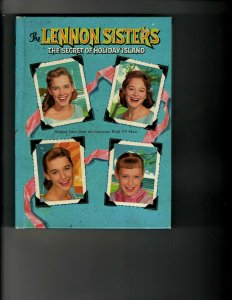 3 Books The Lennon Sisters Holiday Island Bobbsey Twins Trixie Belden JK15