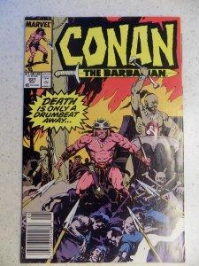CONAN THE BARBARIAN # 221