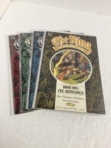 The Ring Of The Nibelung 1-4 Prestige Lot Set Run Nm Near Mint DC Comics IK