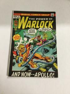 Warlock 3 The Power Of Fn Fine 6.0 Marvel