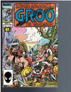 Sergio Aragone's Groo the Wanderer #11 (1986)