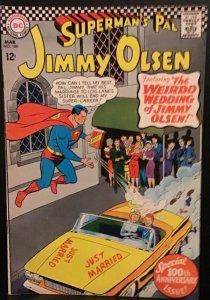Jimmy Olsen, Superman's Pal  #100 (Mar-67) VF/NM High-Grade Jimmy Olsen