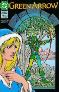 GREEN ARROW 73-74 TRIGGER complete story