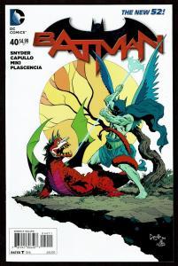 Batman #40 (New 52)  9.4 NM  Endgame Pt 6