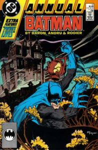 Batman (1940 series) Annual #12, VF- (Stock photo)