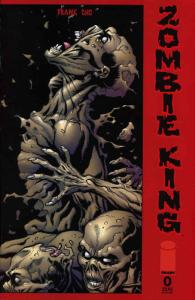 Zombie King #0 VF; Image | save on shipping - details inside