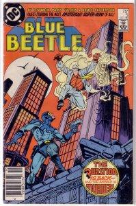 Blue Beetle   (DC vol. 1)   # 5 GD