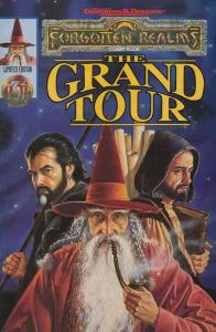 Forgotten Realms: The Grand Tour #1 FN; TSR   save on shipping - details inside