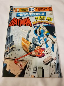 Brave and the bold 123 VF cover by Jim Aparo