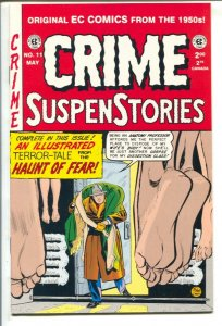 Crime SuspenStories-#11-May-1995-Gemstone-EC Reprint