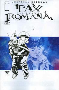 Pax Romana #4 VF/NM; Image | save on shipping - details inside