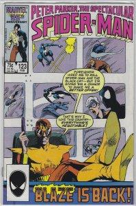 Spectacular Spider-Man #123