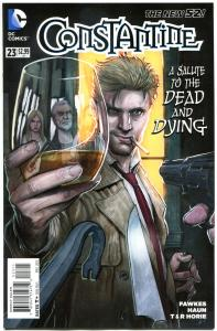 CONSTANTINE #23, NM, John, Hellblazer, 2013, New 52 DC, more in store